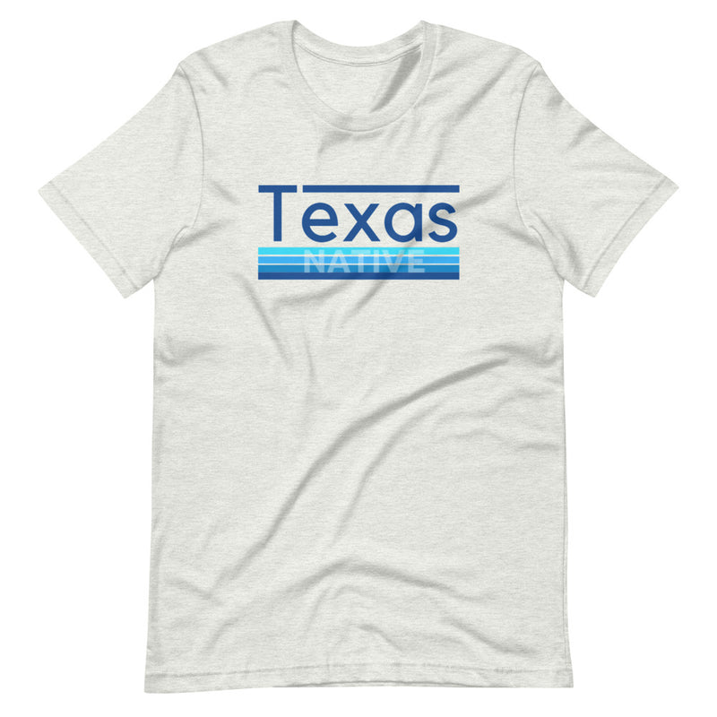 Texas Native Short-Sleeve Unisex T-Shirt