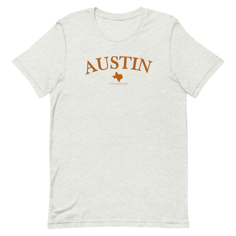 Austin Texas Pure Short-Sleeve Unisex T-Shirt