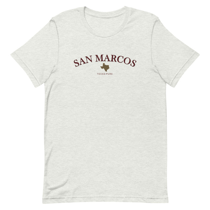 San Marcos TXP City Short-Sleeve Unisex T-Shirt