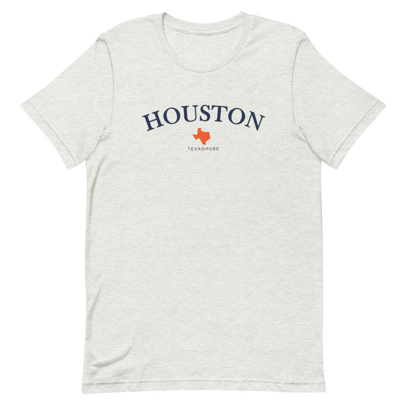 Houston TXP City Short-Sleeve Unisex T-Shirt