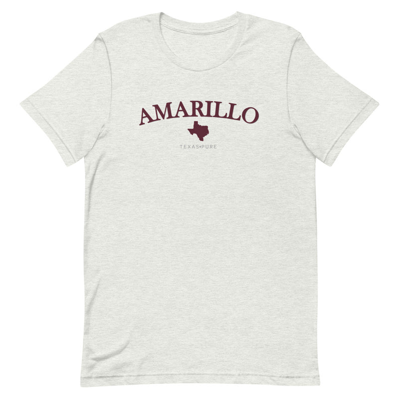 Amarillo TXP City Short-Sleeve Unisex T-Shirt