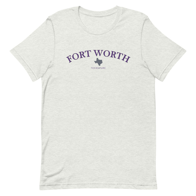 Fort Worth TXP City Short-Sleeve Unisex T-Shirt