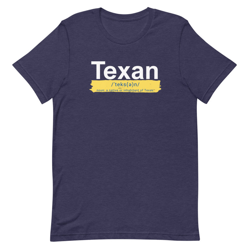 Texan Native Short-Sleeve Unisex T-Shirt