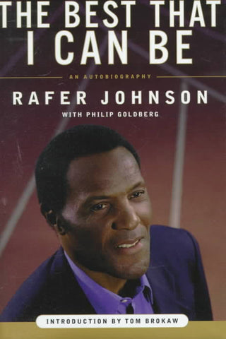 Best I Can Be Book by Rafer Johnson