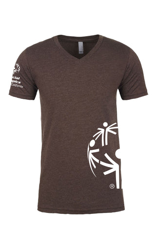 V-Neck Men's T-shirt