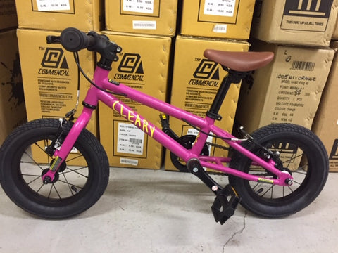 cleary gecko kids bike used
