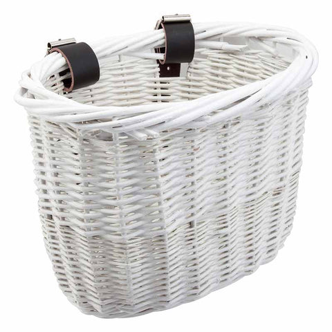 Sunlite Mini Willow Bicycle Basket