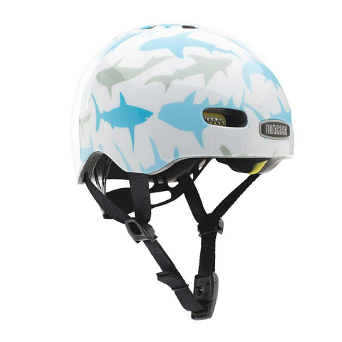 Nutcase Baby Nutty Baby Shark Gloss MIPS Bike Helmet