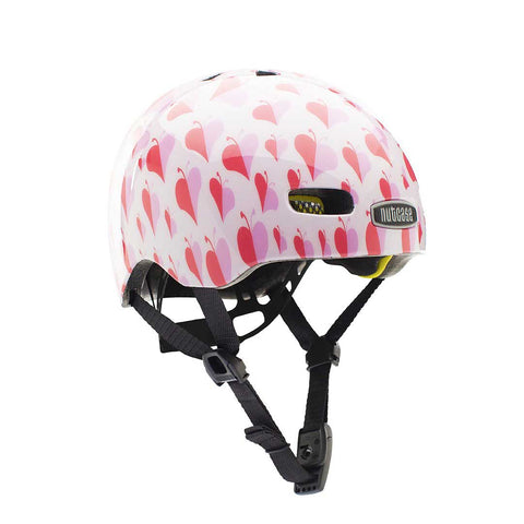 Nutcase Baby Nutty Love Bug Gloss MIPS Bike Helmet
