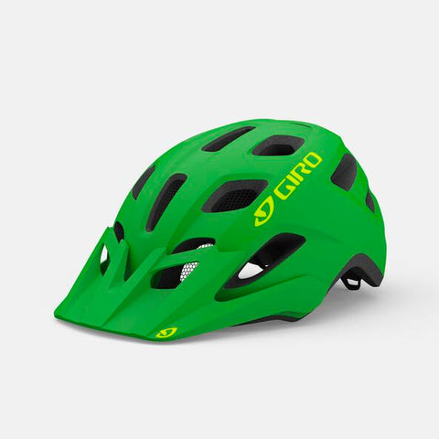 Giro Tremor Matte Ano Green Child Bike Helmet
