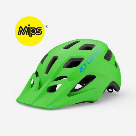 Giro Tremor MIPS Bright Green Youth Bike Helmet