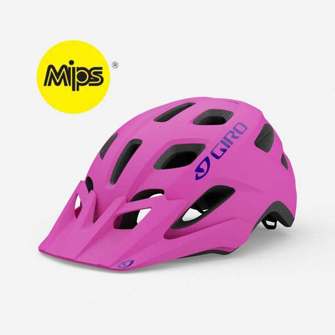 Giro Tremor MIPS Matte Bright Pink Youth Bike Helmet
