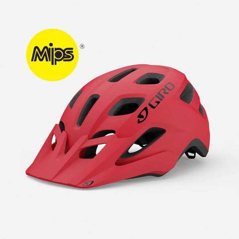 Giro Tremor MIPS Bright Red Youth Bike Helmet