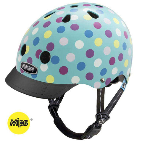 Nutcase Little Nutty Cake Pops MIPS Bike Helmet