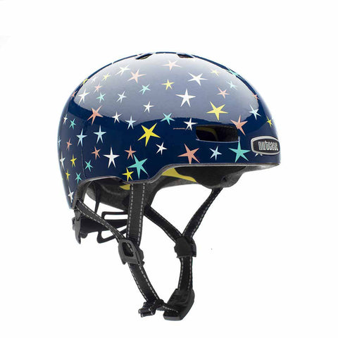 Nutcase Little Nutty Stars are Born Gloss MIPS Bike Helmet