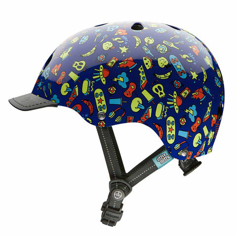 Nutcase Little Nutty Cool Kid Bike Helmet