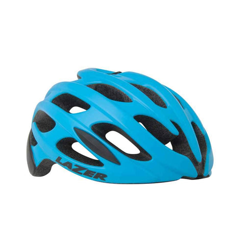 Lazer Blade MIPS Matte Blue and Black Bike Helmet