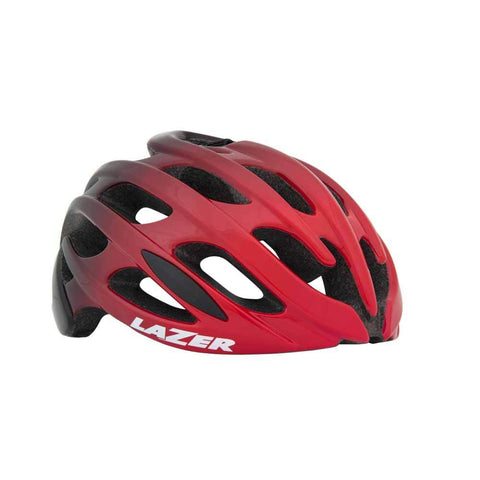 Lazer Blade MIPS Red and Black Bike Helmet
