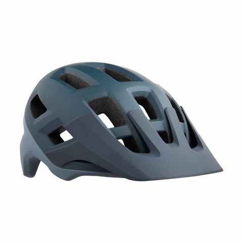 Lazer Coyote Matte Steel Blue Grey MTB Helmet