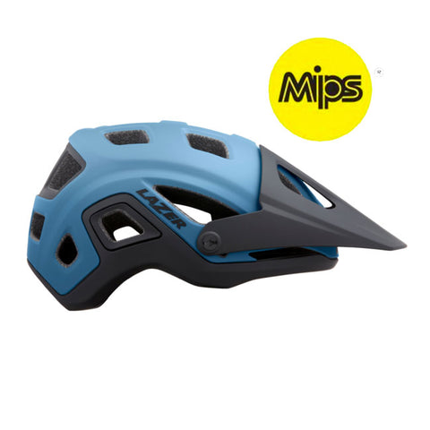 Lazer Impala MIPS Blue Mountain Bike Helmet