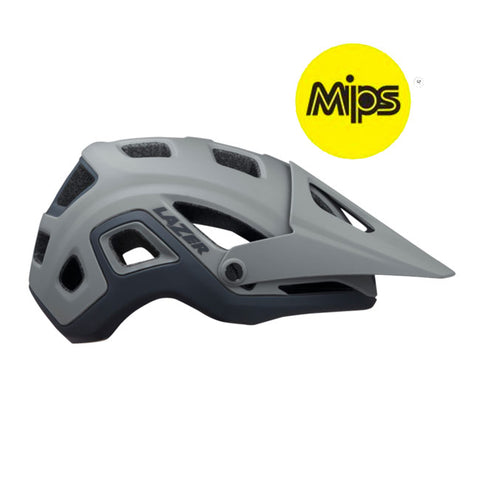 Lazer Impala MIPS Matte Gray Mountain Bike Helmet
