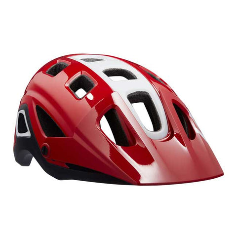 Lazer Impala MIPS Red and White Mountain Bike Helmet