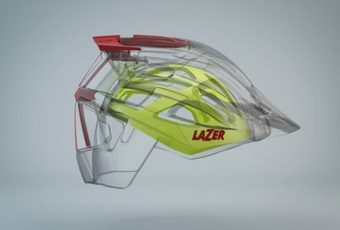 Lazer Nut'z MIPS White Bike Helmet