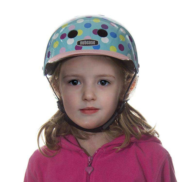 nutcase little nutty cake pops bike helmet ready set pedal. Black Bedroom Furniture Sets. Home Design Ideas