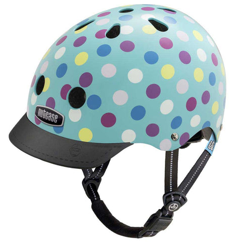 Nutcase Little Nutty Cake Pops Bike Helmet