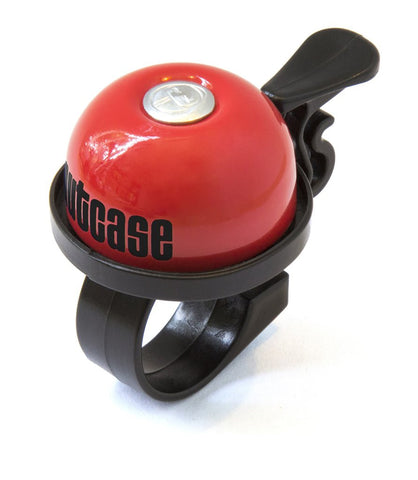 Racy Red Thumbdinger Bike Bell