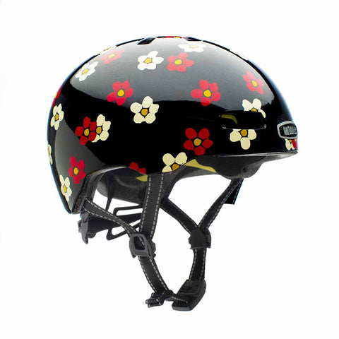 Nutcase Fun Flor-All Gloss MIPS Bike Helmet