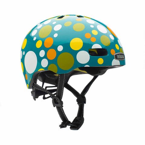 Nutcase Polka Face Gloss MIPS Bike Helmet