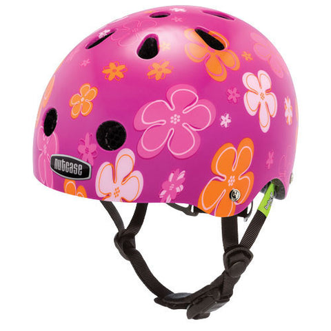 Lazer P'Nut Red Stars Bike Helmet