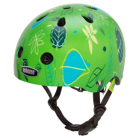 Nutcase Baby Nutty Go Green Go Kids Bike Helmet
