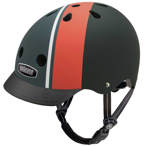 Nutcase Element Stripe Matte Bike Helmet