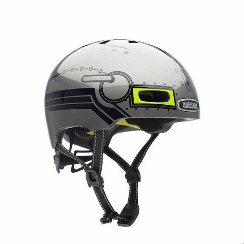 Nutcase Little Nutty Robo Boy Gloss MIPS Bike Helmet