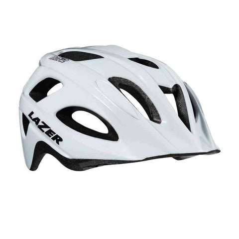 Lazer Nut'z White Bike Helmet