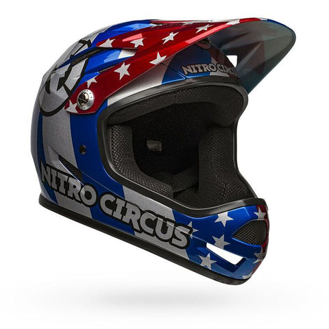 Bell Sanction Nitro Circus Full-Face Bike Helmet