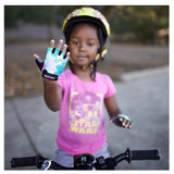 ZippyRooz Stars Kids Bike Gloves