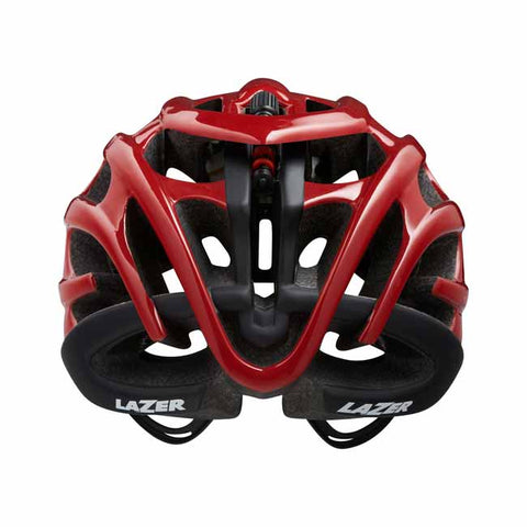 Lazer Blade+ Red Black Bike Helmet