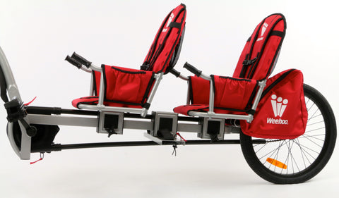 WeeHoo iGo Cargo Bicycle Trailer
