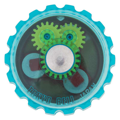 Baby Blue Thumbdinger Bike Bell