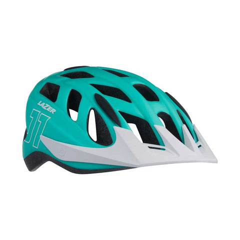 Lazer J1 Matte Mint Green Bike Helmet
