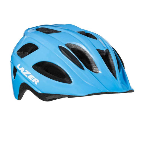 Lazer Nut'z Light Blue Bike Helmet