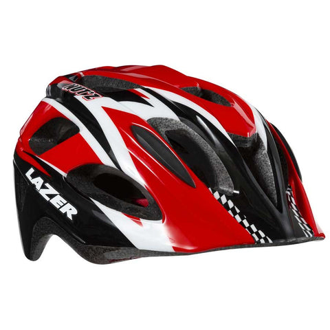 Lazer Nut'z Race Red Bike Helmet