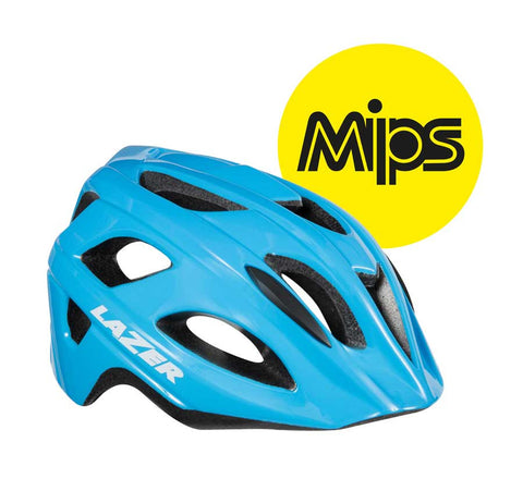 Lazer Nut'z MIPS Light Blue Bike Helmet
