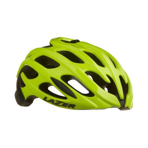 Lazer Blade+ Flash Yellow Bike Helmet