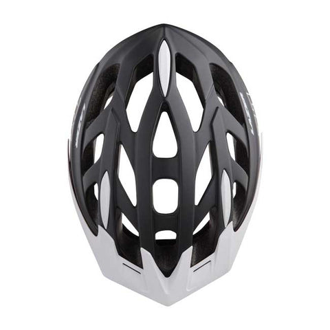 Lazer J1 Black White Bike Helmet