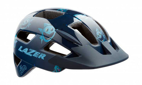 Lazer Gekko MIPS Blue Yellow Bike Helmet