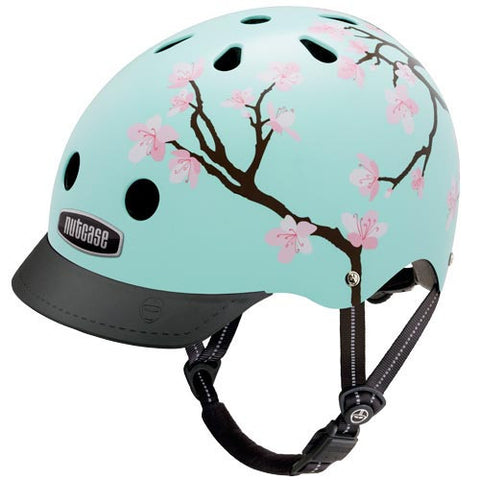 Nutcase Cherry Blossom Bike Helmet